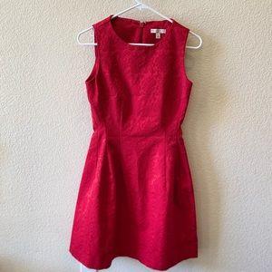 New York & Company Eva Mendes Red Dress